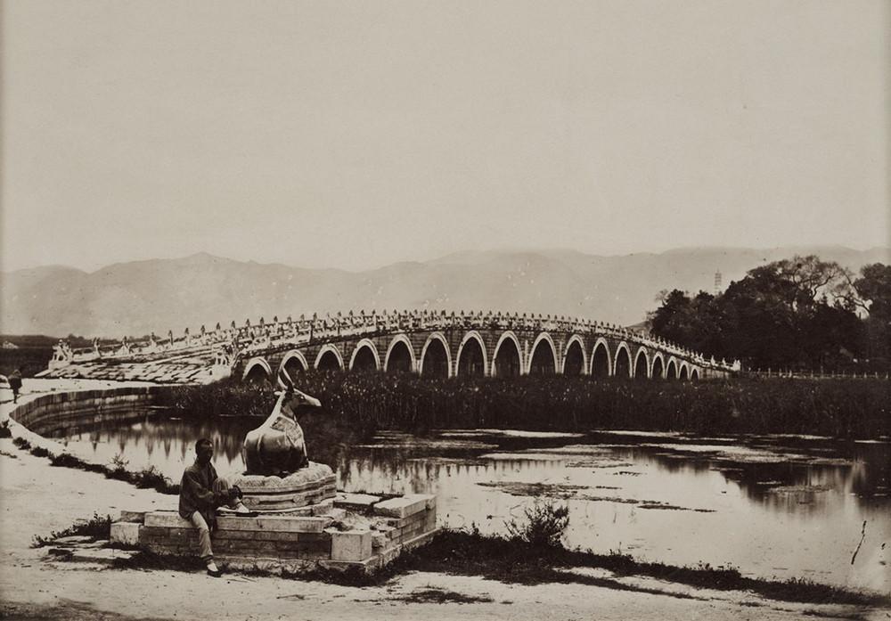 Редчайшие кадры Китая времён династии Цин: природа, люди, города безвозвратно ушедшей эпохи 5