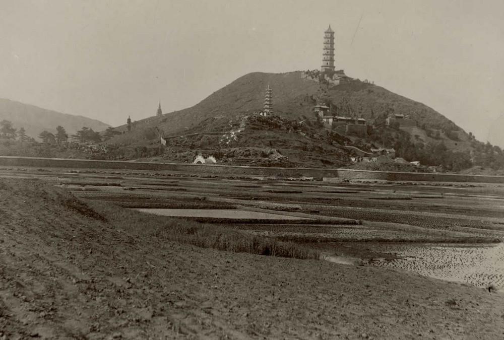 Редчайшие кадры Китая времён династии Цин: природа, люди, города безвозвратно ушедшей эпохи 59