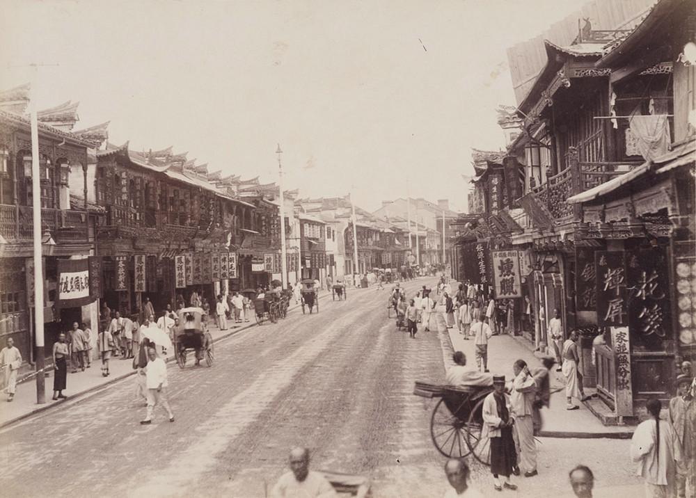 Редчайшие кадры Китая времён династии Цин: природа, люди, города безвозвратно ушедшей эпохи 79