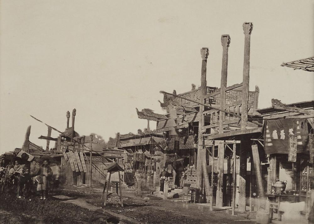 Редчайшие кадры Китая времён династии Цин: природа, люди, города безвозвратно ушедшей эпохи 8