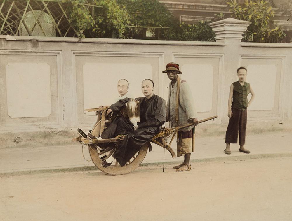 Редчайшие кадры Китая времён династии Цин: природа, люди, города безвозвратно ушедшей эпохи 82