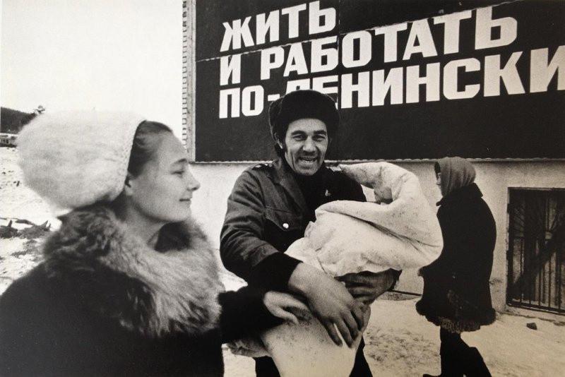 Завораживающий реализм в фотографиях Валерия Щеколдина 14