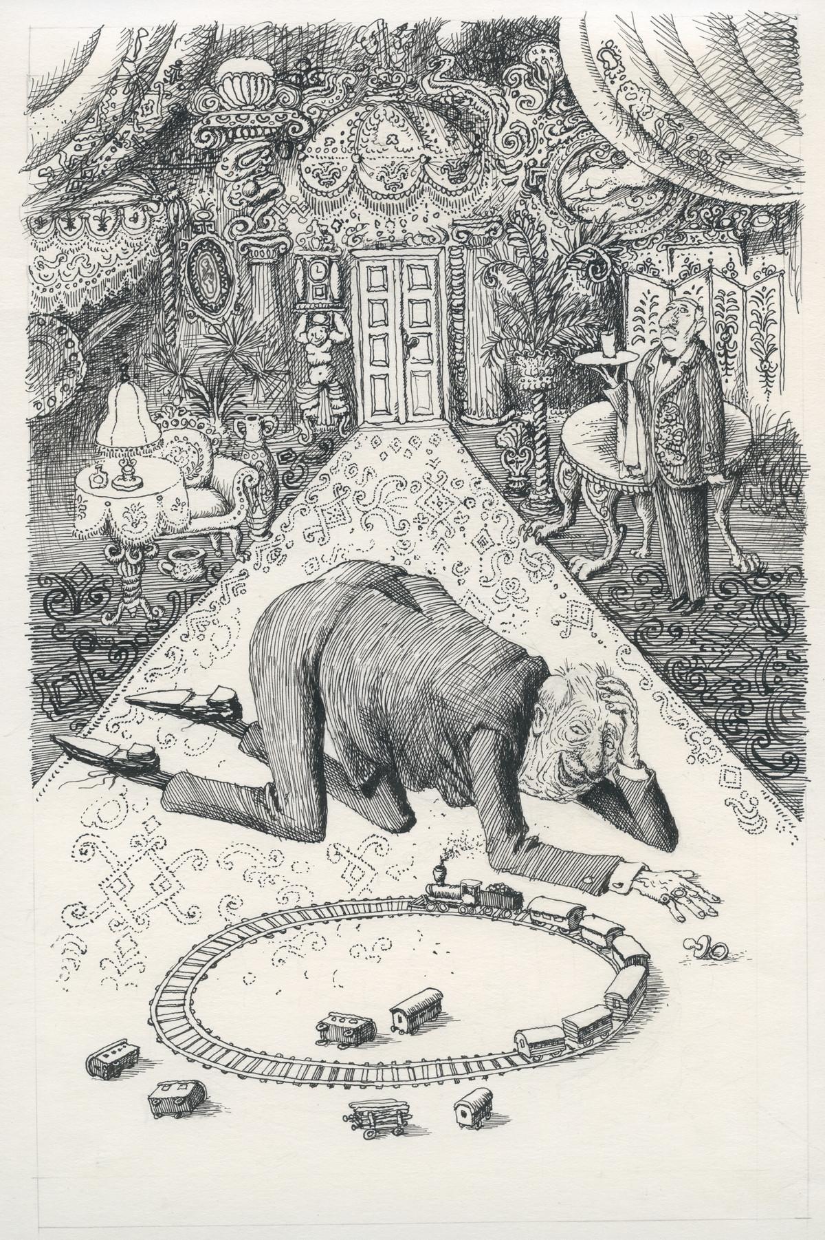 petr kluchek illustracii 3