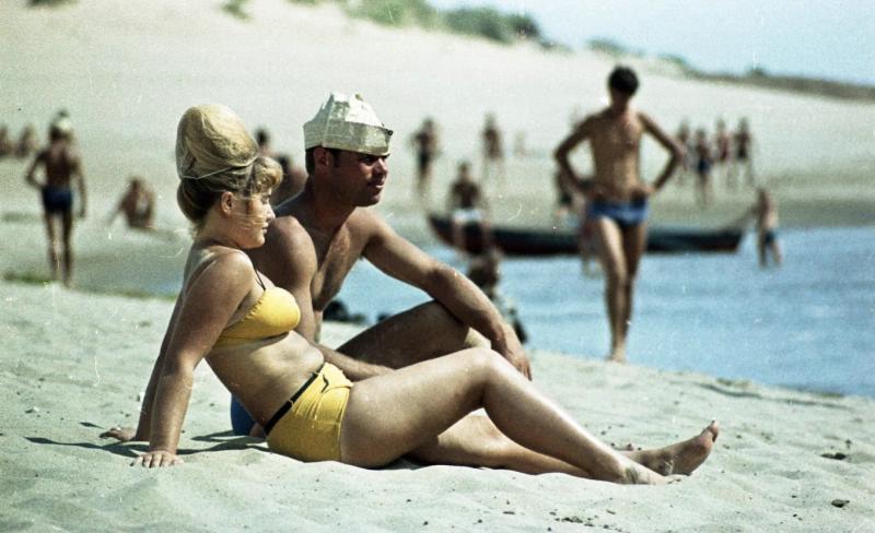 Жаркие архивные снимки с грифом «28+» 12