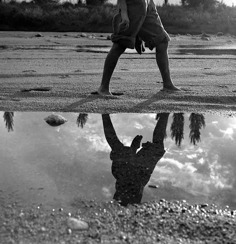 Тело, свет, отражение. Легенда аргентинской фотографии Аннемари Генрих 32