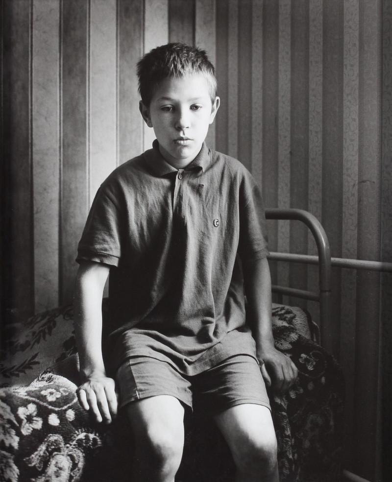 Портреты детей и подростков. Фотограф Ингар Краусс 11