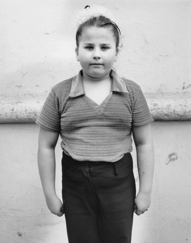 Портреты детей и подростков. Фотограф Ингар Краусс 12