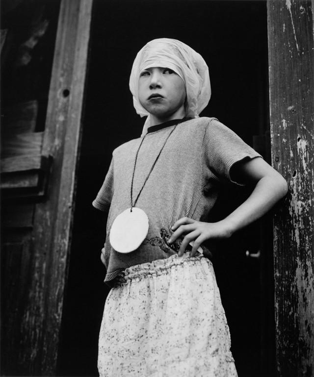 Портреты детей и подростков. Фотограф Ингар Краусс 13