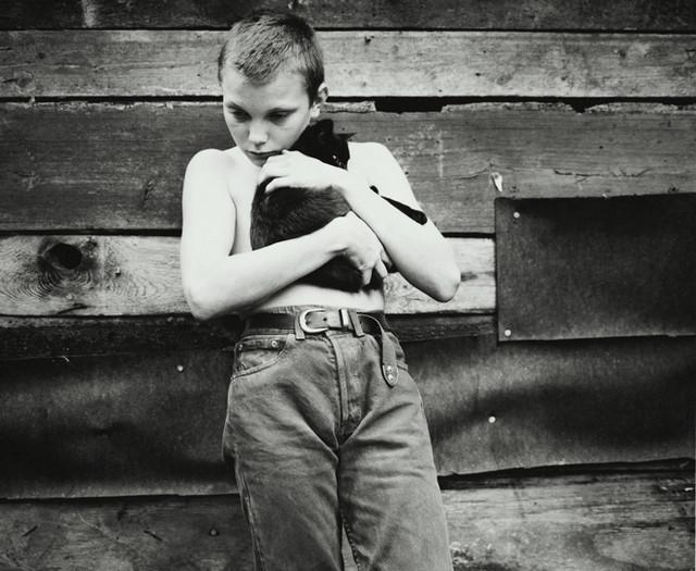 Портреты детей и подростков. Фотограф Ингар Краусс 14