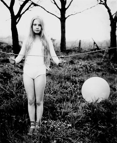 Портреты детей и подростков. Фотограф Ингар Краусс 16
