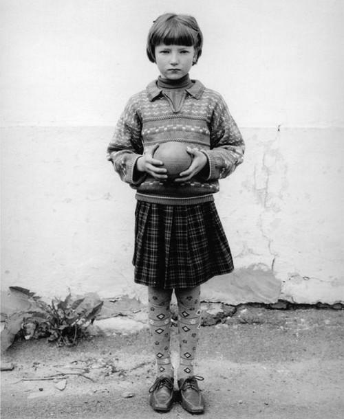 Портреты детей и подростков. Фотограф Ингар Краусс 19