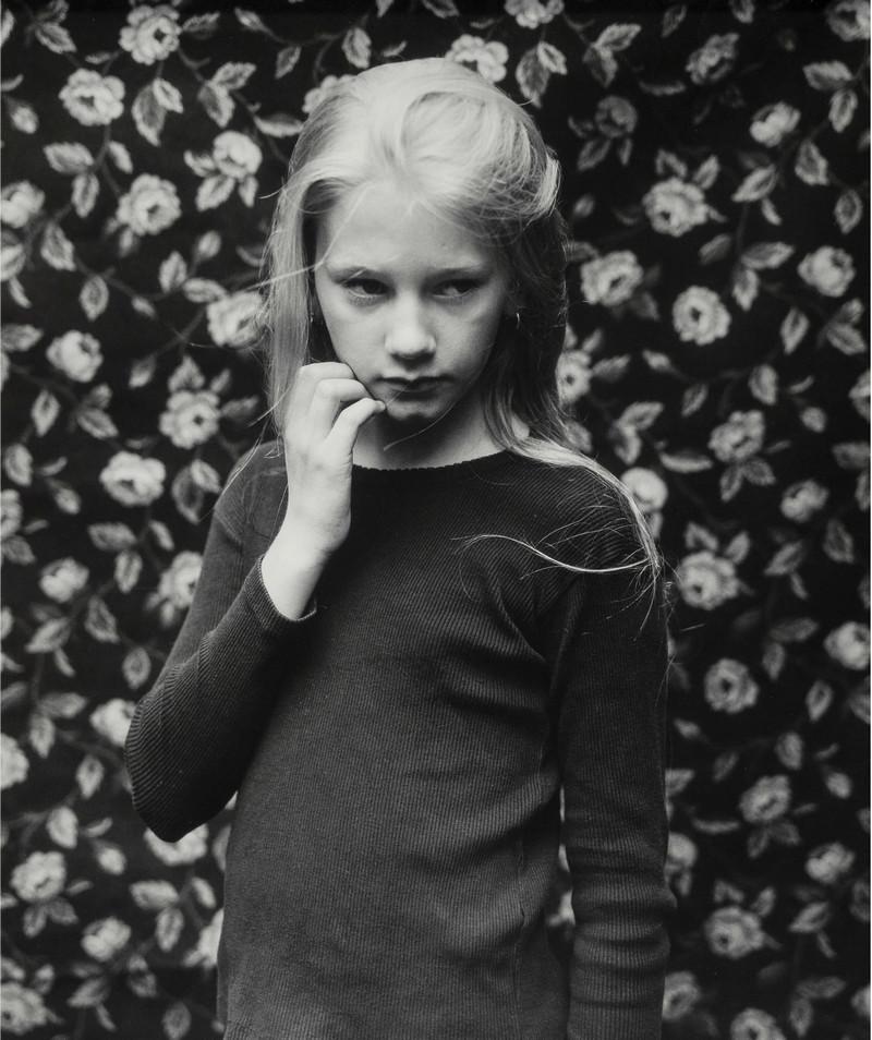 Портреты детей и подростков. Фотограф Ингар Краусс 2