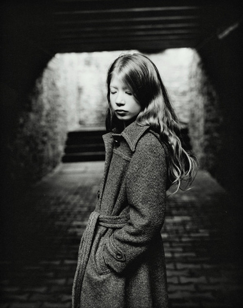 Портреты детей и подростков. Фотограф Ингар Краусс 20