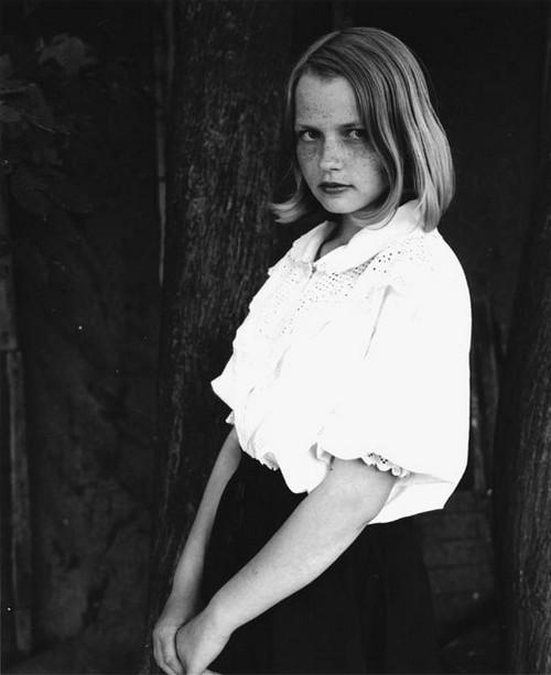Портреты детей и подростков. Фотограф Ингар Краусс 24