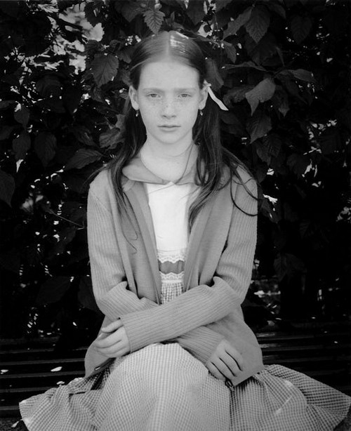 Портреты детей и подростков. Фотограф Ингар Краусс 25