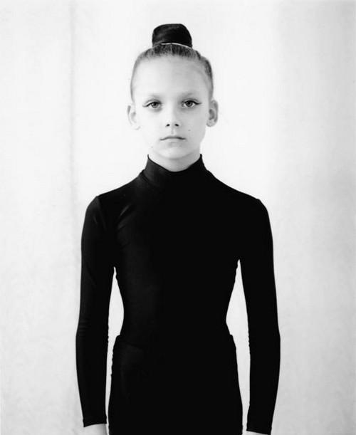 Портреты детей и подростков. Фотограф Ингар Краусс 26