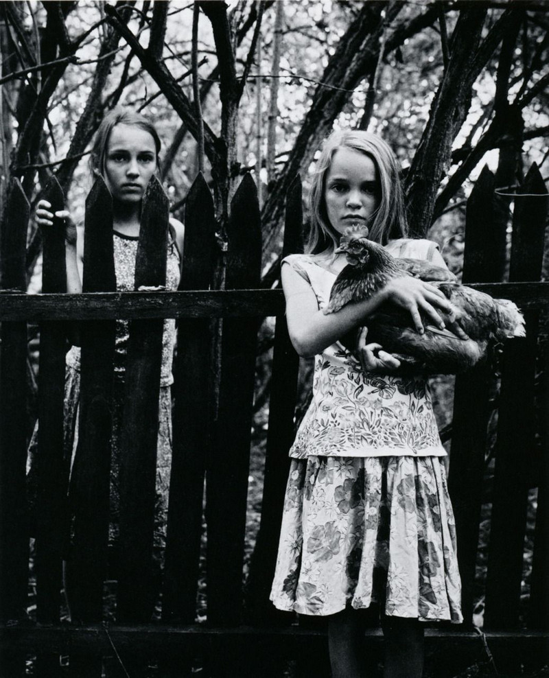 Портреты детей и подростков. Фотограф Ингар Краусс 8