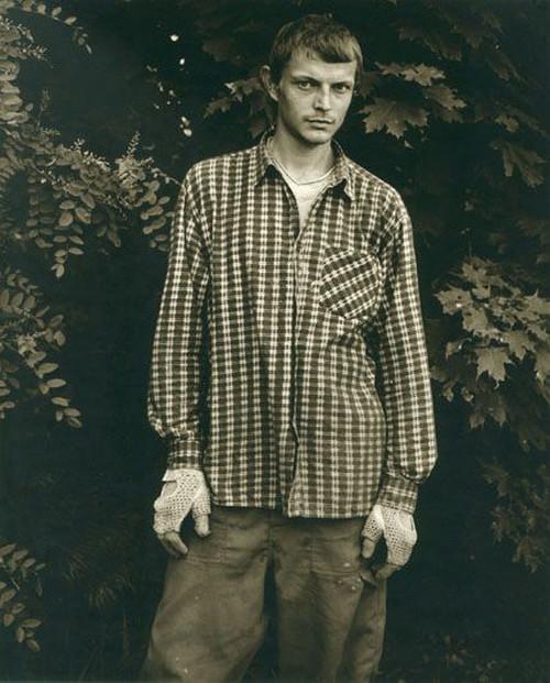 Трудовые мигранты в портретах Ингара Краусса 13