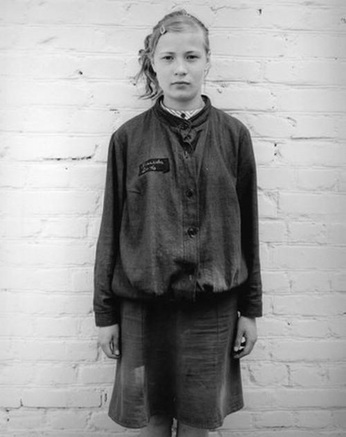 Портреты детей в колониях. Фотограф Ингар Краусс 2