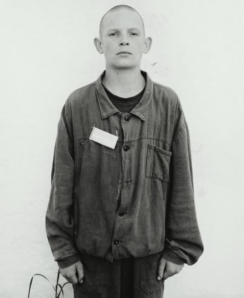 Портреты детей в колониях. Фотограф Ингар Краусс 6