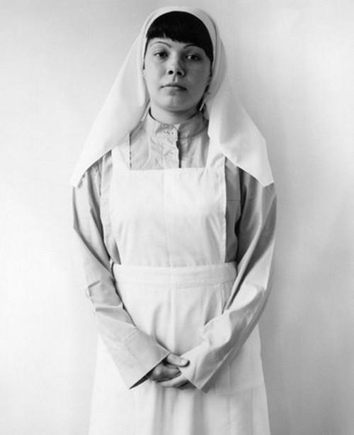 Портреты детей в колониях. Фотограф Ингар Краусс 8
