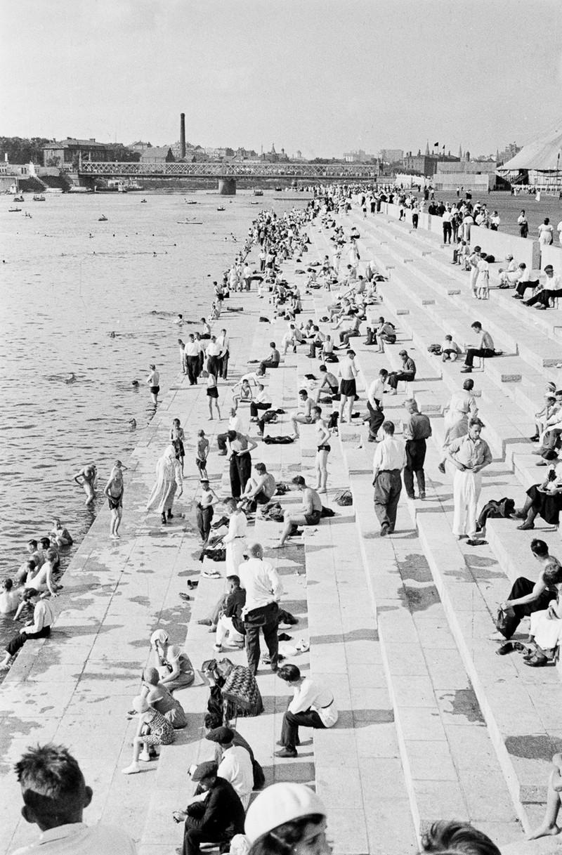 Классика советской довоенной фотографии 1900 1940 fridlyand 800 2