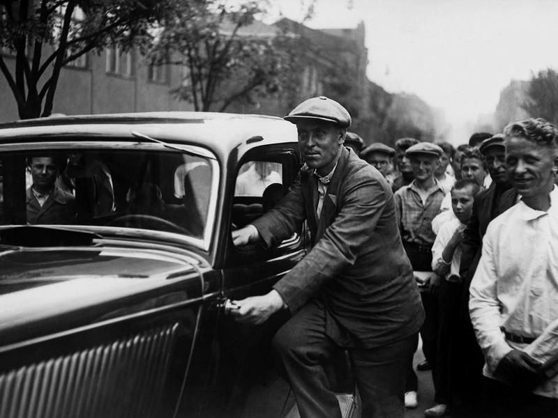 Классика советской довоенной фотографии 1900 1940 haldey 800 5