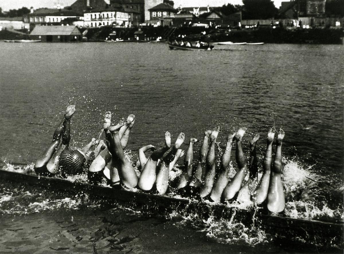 Классика советской довоенной фотографии 1900 1940 ignatovich 1200 2