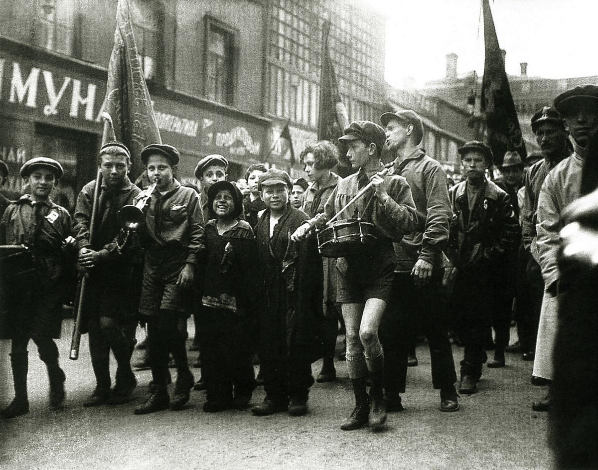 Классика советской довоенной фотографии 1900 1940 ignatovich 1200 4
