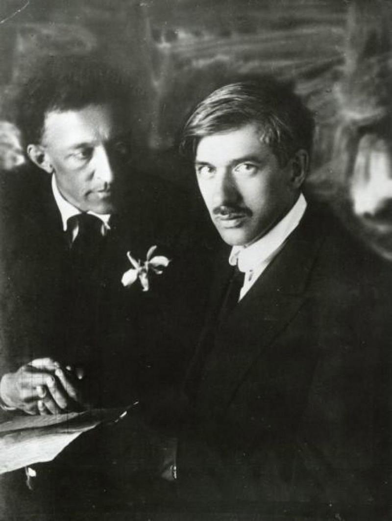 Классика советской довоенной фотографии 1900 1940 nappelbaum 800 3