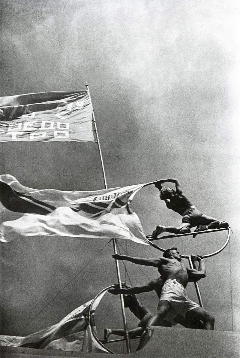 Классика советской довоенной фотографии 1900 1940 shagin 800 3