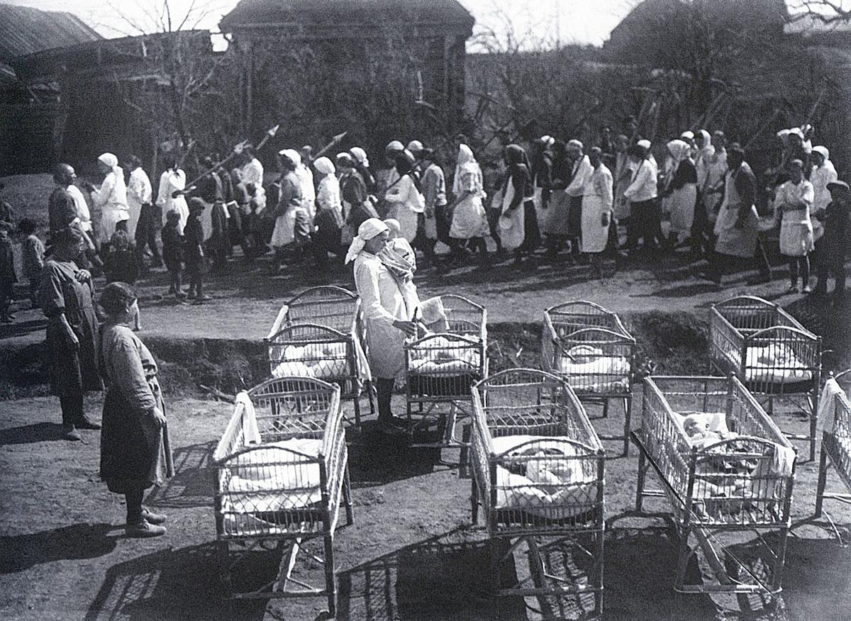 Классика советской довоенной фотографии 1900 1940 shayhet 1200 2