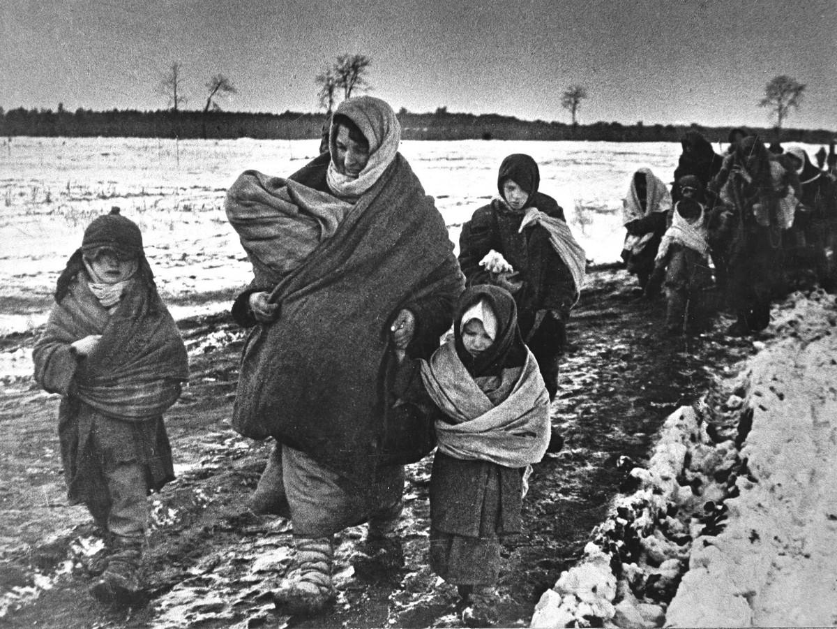 фронт и тыл Великой Отечественной на снимках советских военных фотографов alpert 1200 4