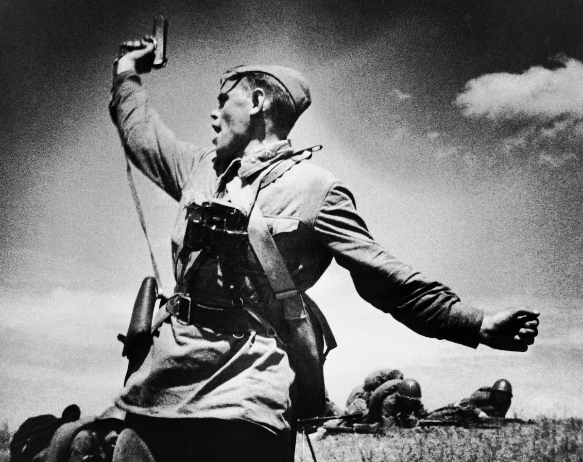 Фронт и тыл Великой Отечественной на снимках советских военных фотографов alpert 1200 6