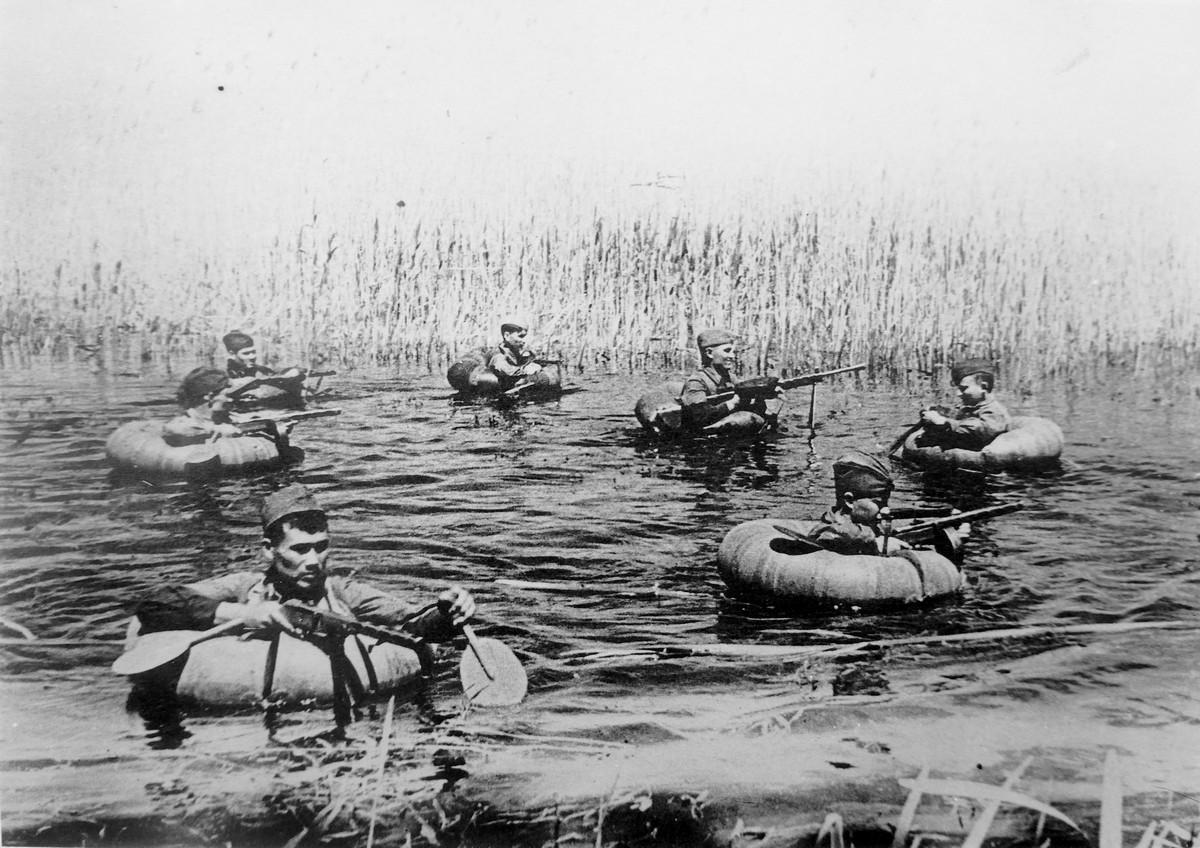 фронт и тыл Великой Отечественной на снимках советских военных фотографов alpert 1200 8