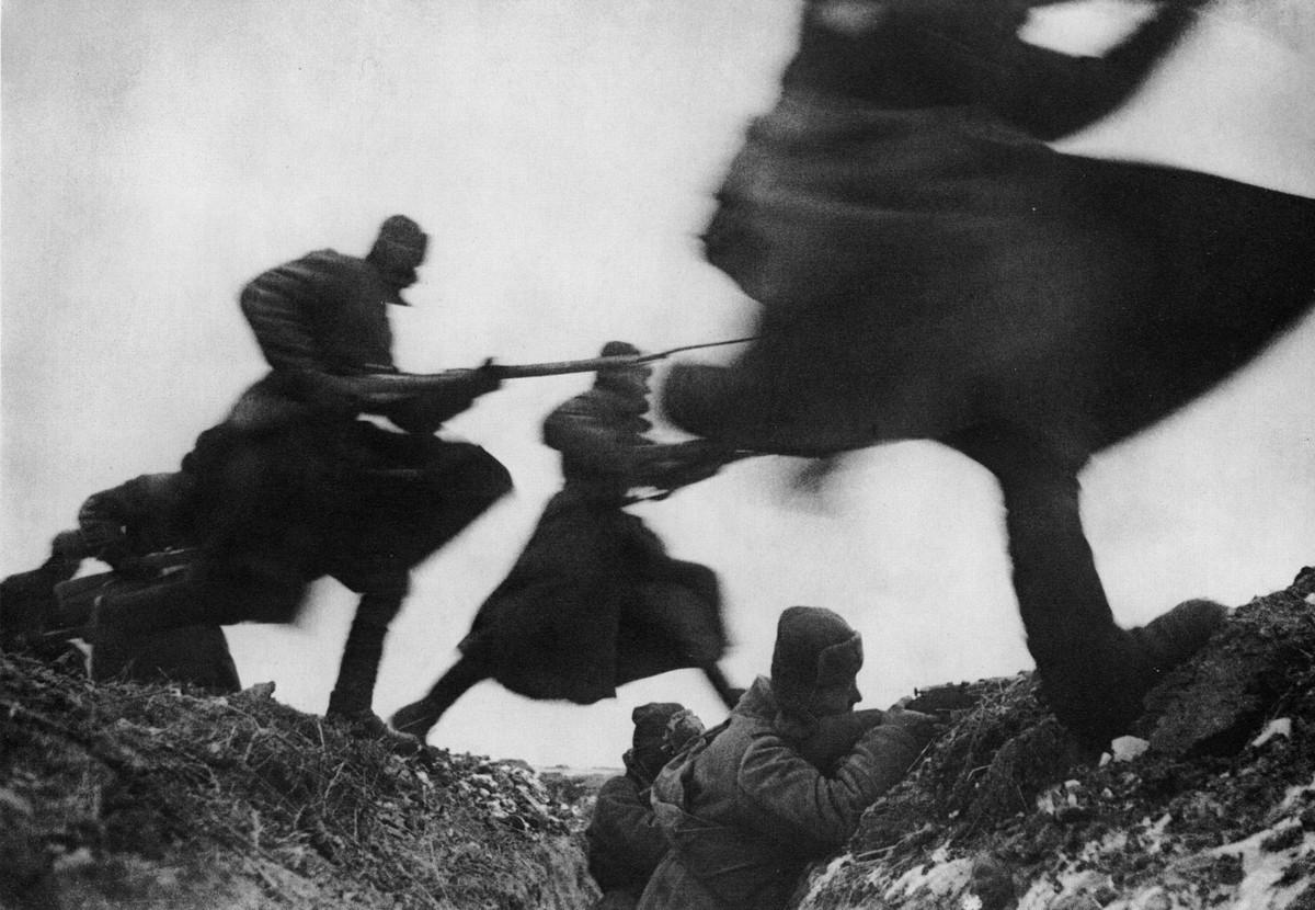 фронт и тыл Великой Отечественной на снимках советских военных фотографов baltermanz 1200