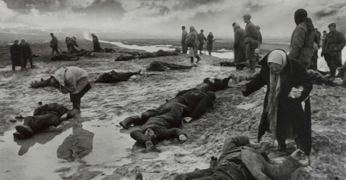 фронт и тыл Великой Отечественной на снимках советских военных фотографов baltermanz 1200 2
