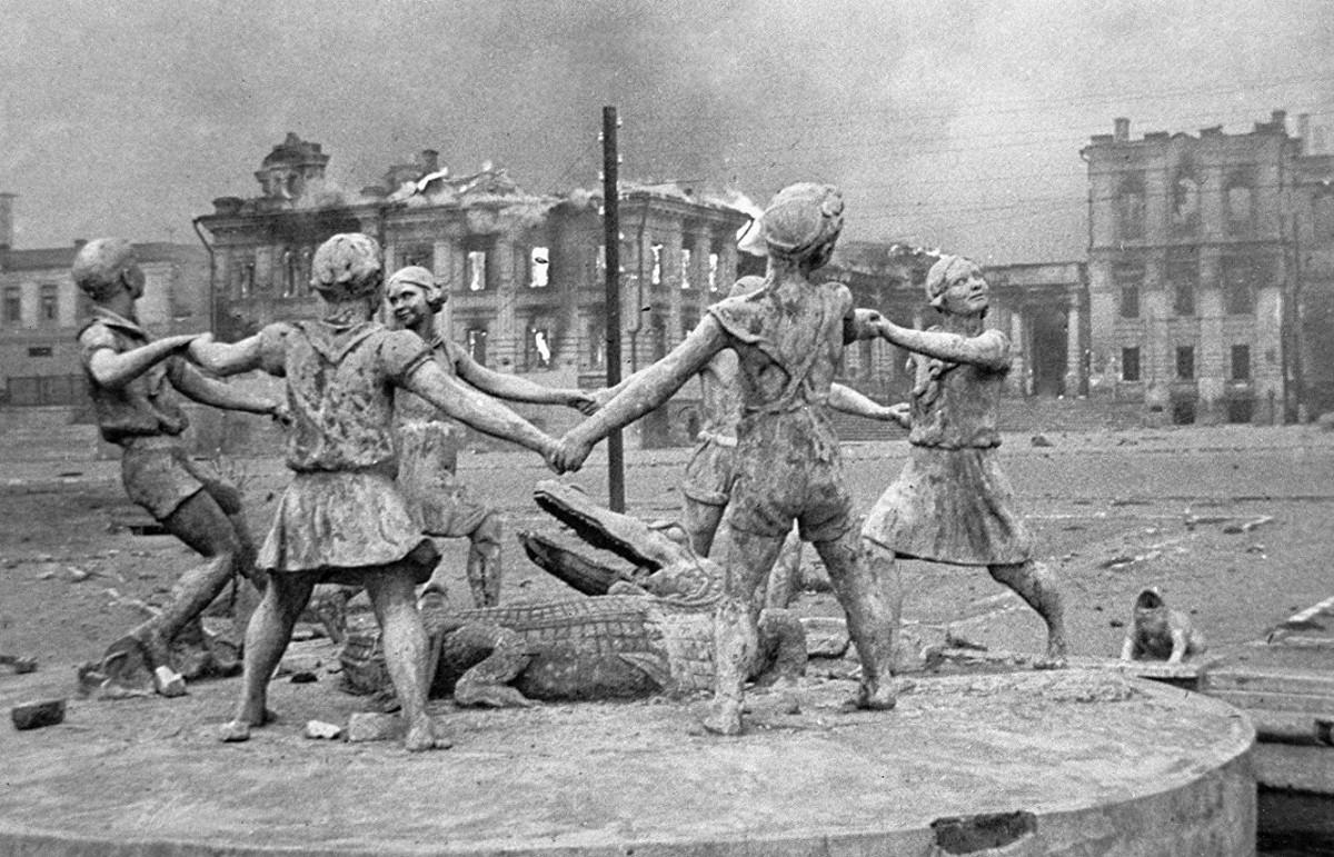 фронт и тыл Великой Отечественной на снимках советских военных фотографов evzerihin 1200 5