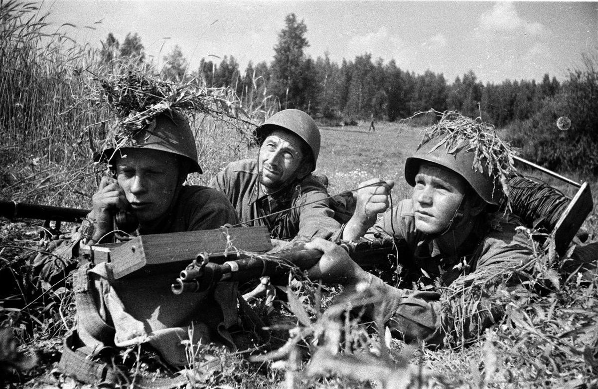 фронт и тыл Великой Отечественной на снимках советских военных фотографов fridlyand 1200 2