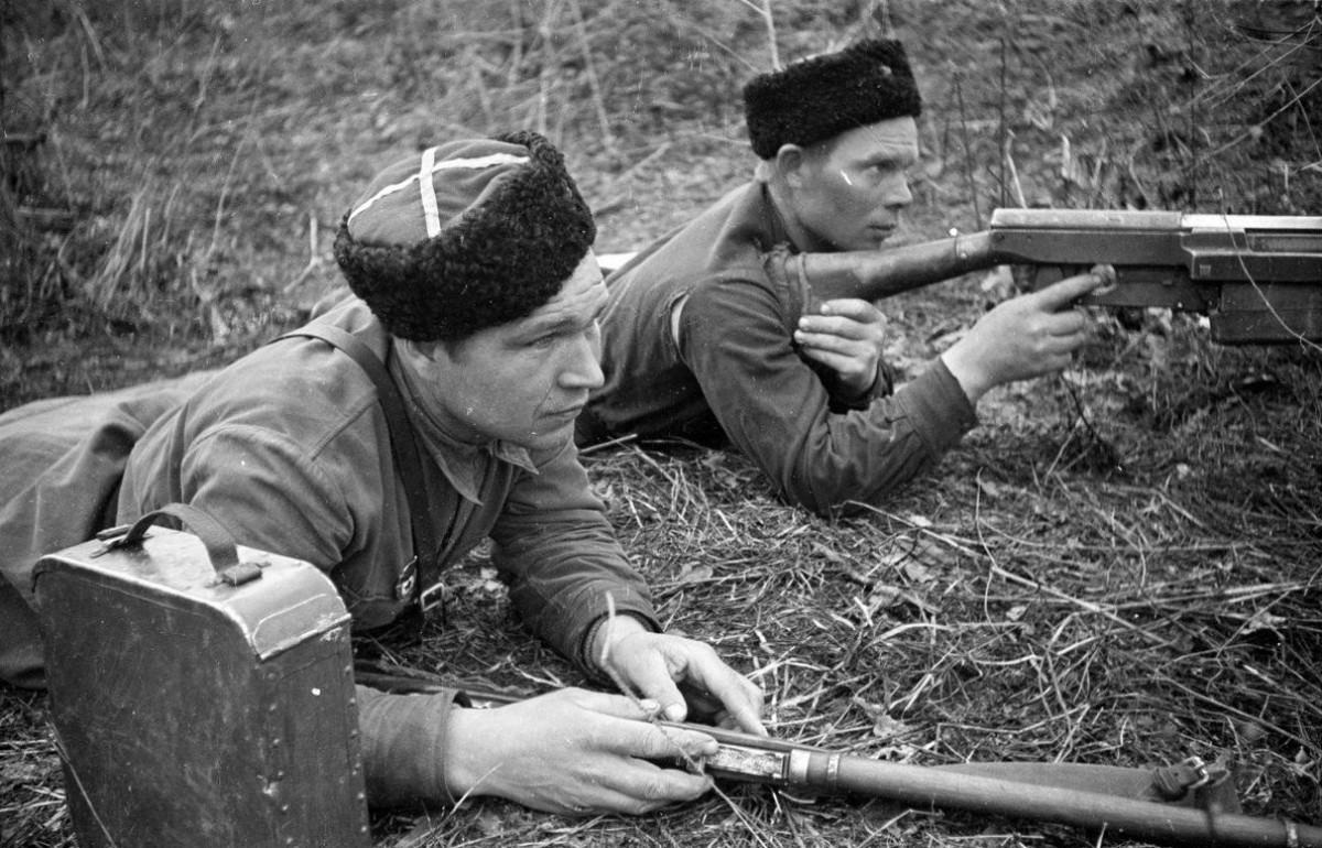фронт и тыл Великой Отечественной на снимках советских военных фотографов fridlyand 1200 4
