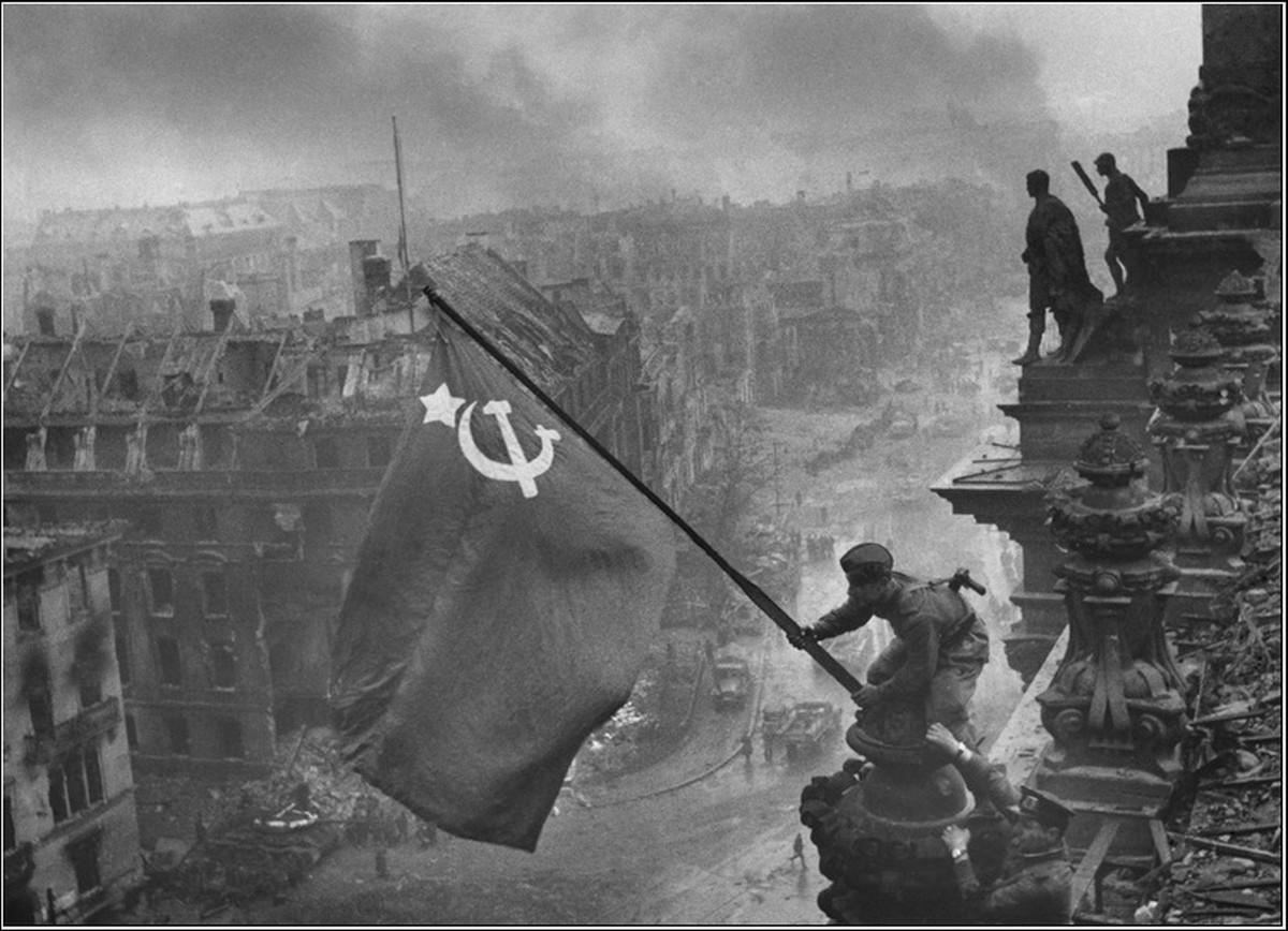 фронт и тыл Великой Отечественной на снимках советских военных фотографов haldey 1200 2