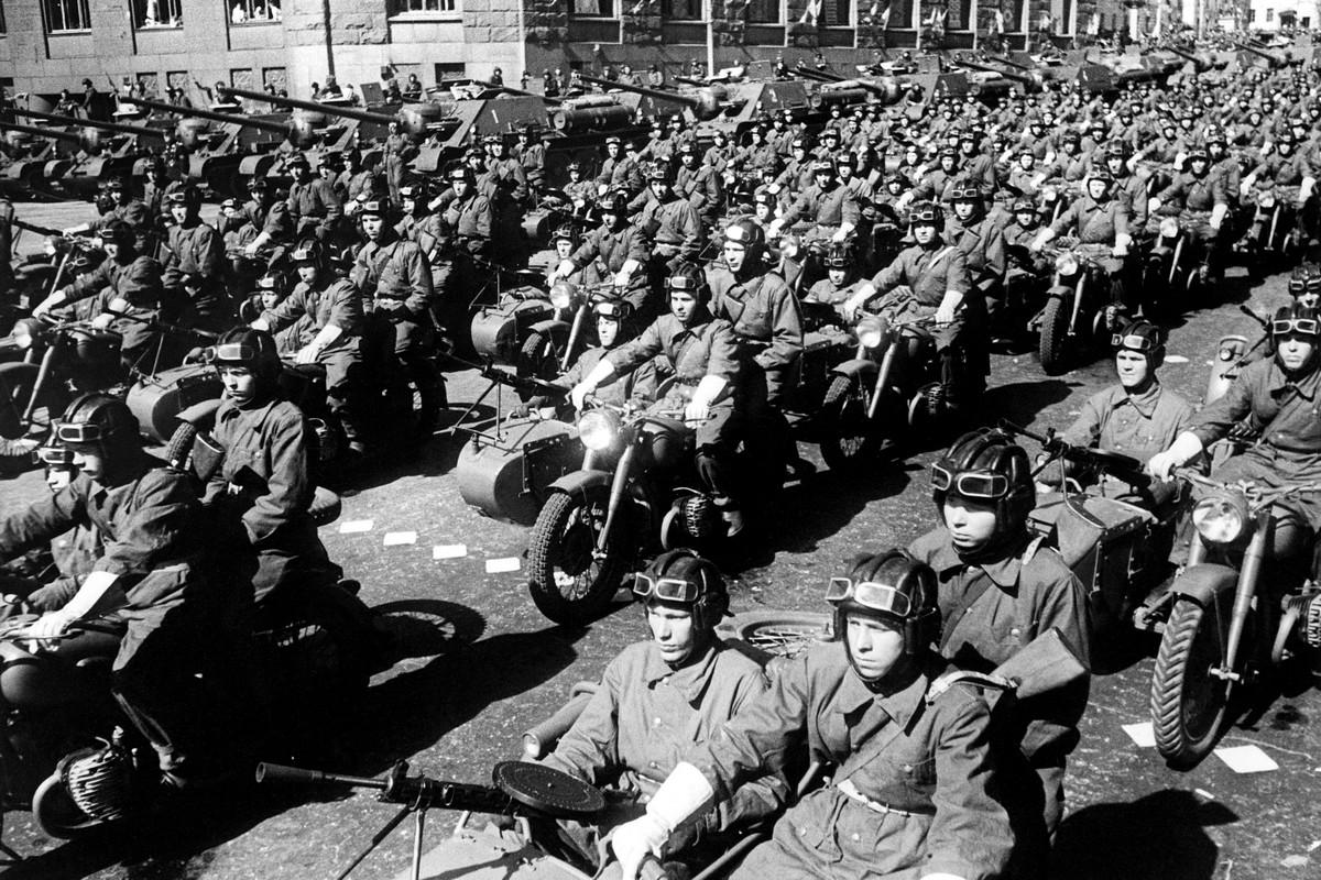 фронт и тыл Великой Отечественной на снимках советских военных фотографов halip 1200