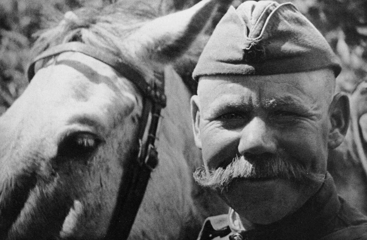 фронт и тыл Великой Отечественной на снимках советских военных фотографов ignatovich 1200 4
