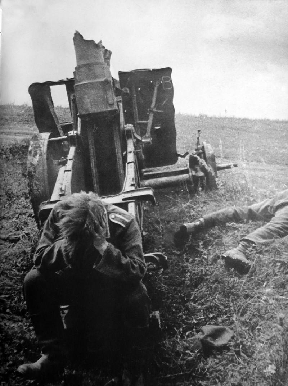 фронт и тыл Великой Отечественной на снимках советских военных фотографов ignatovich 800