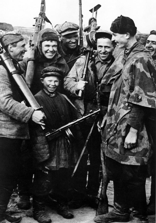 фронт и тыл Великой Отечественной на снимках советских военных фотографов ignatovich 800 3