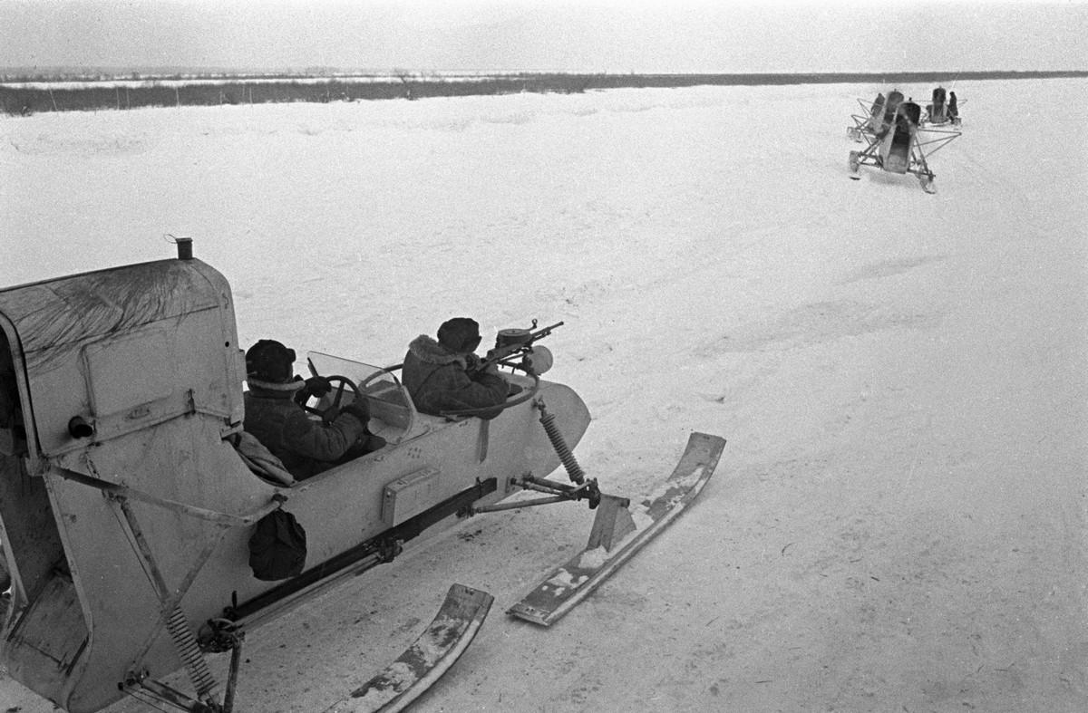 фронт и тыл Великой Отечественной на снимках советских военных фотографов petrusov 1200 3