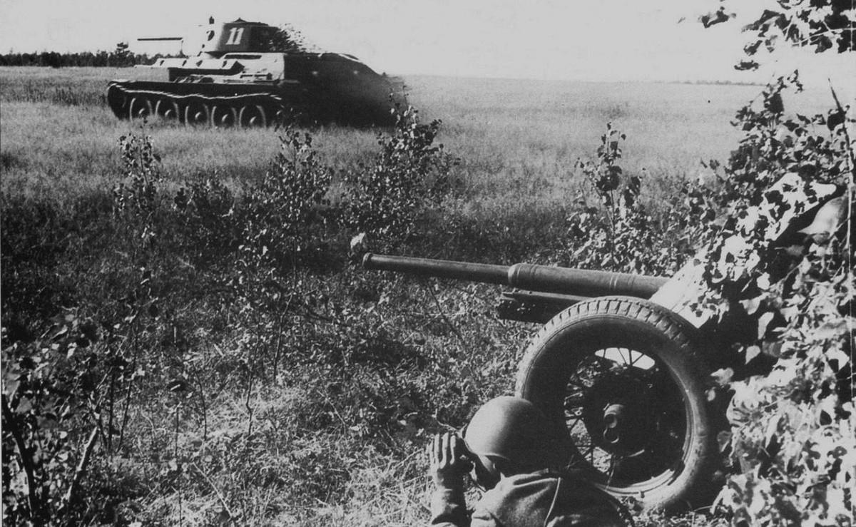 фронт и тыл Великой Отечественной на снимках советских военных фотографов petrusov 1200 5