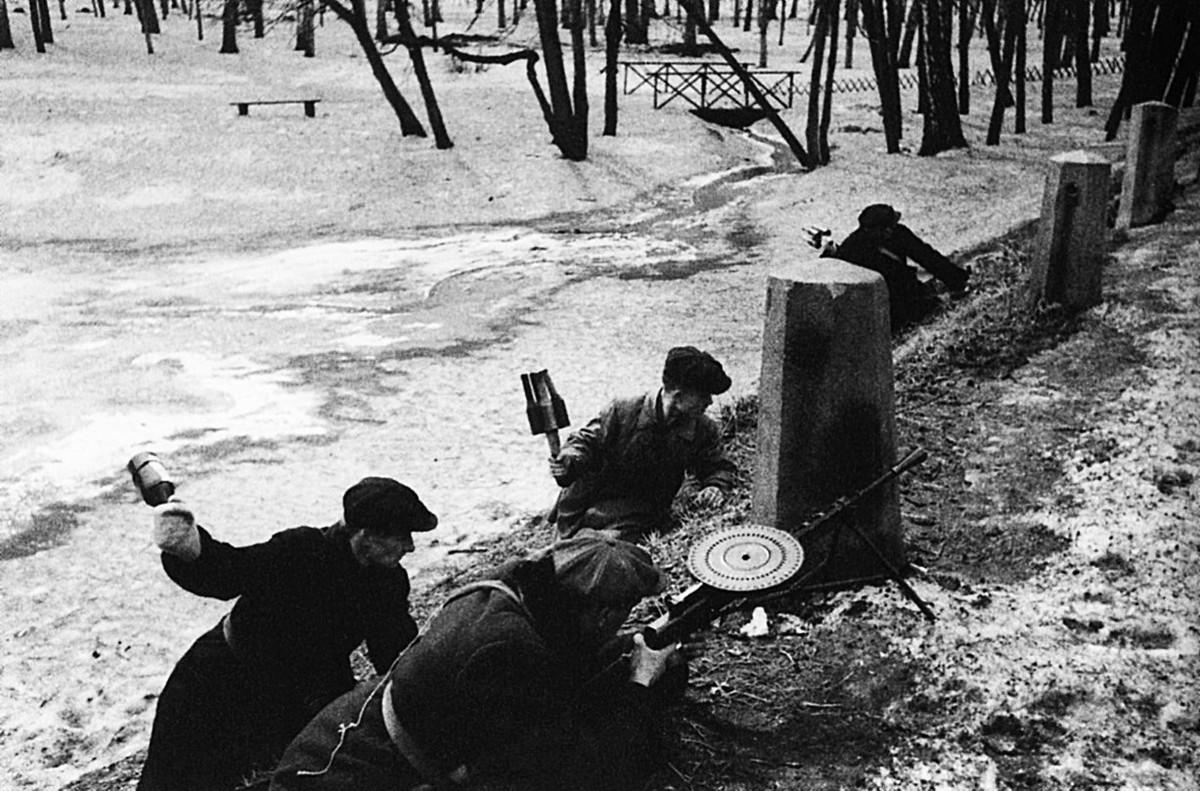 фронт и тыл Великой Отечественной на снимках советских военных фотографов shagin 1200 3