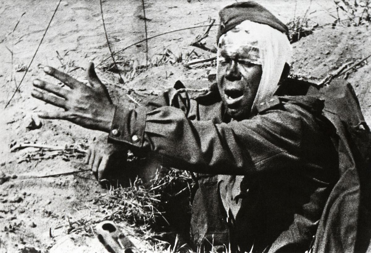 фронт и тыл Великой Отечественной на снимках советских военных фотографов shagin 1200 4