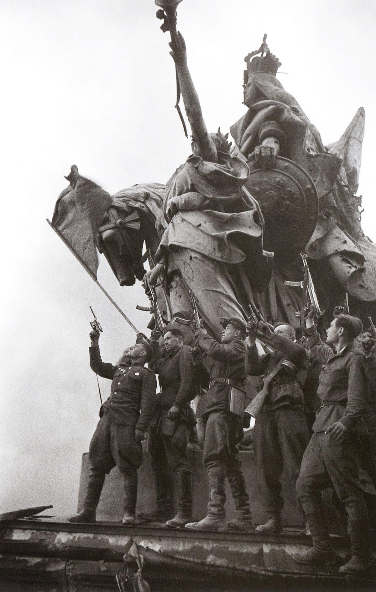 фронт и тыл Великой Отечественной на снимках советских военных фотографов shagin 1200 5